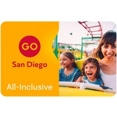 Go Card San Diego - 5 dias